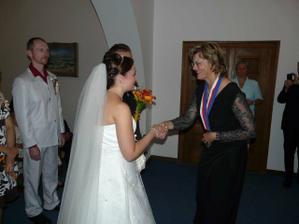 první gratulace