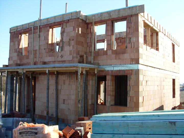 Stavba a interier - november/december 09 - poschodie je na svete