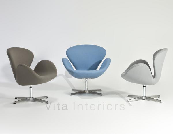 Stavba a interier - Kresielko do obyvacky Swan chair