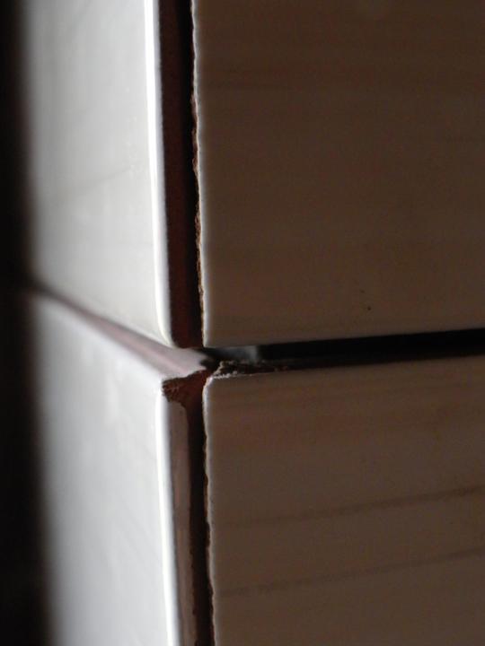 Stavba a interier - Hrany bez list