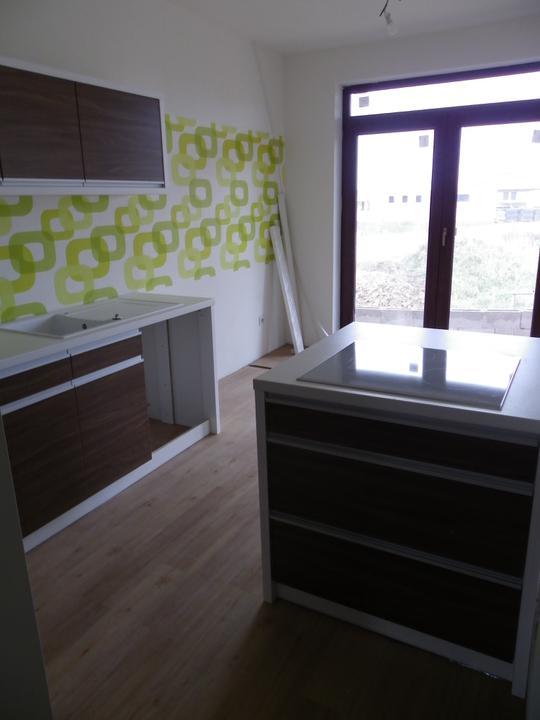 Stavba a interier - A realita, moja prva kuchyna :-)