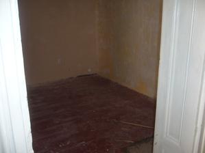 rozdělání dřevěné podlahy