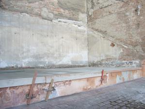terasa vybetonovaná