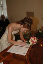 podpis nevěsta :o)