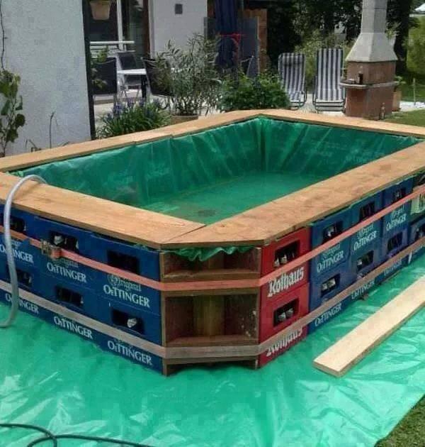 Bazén pre domáceho kutila - Obrázok č. 1