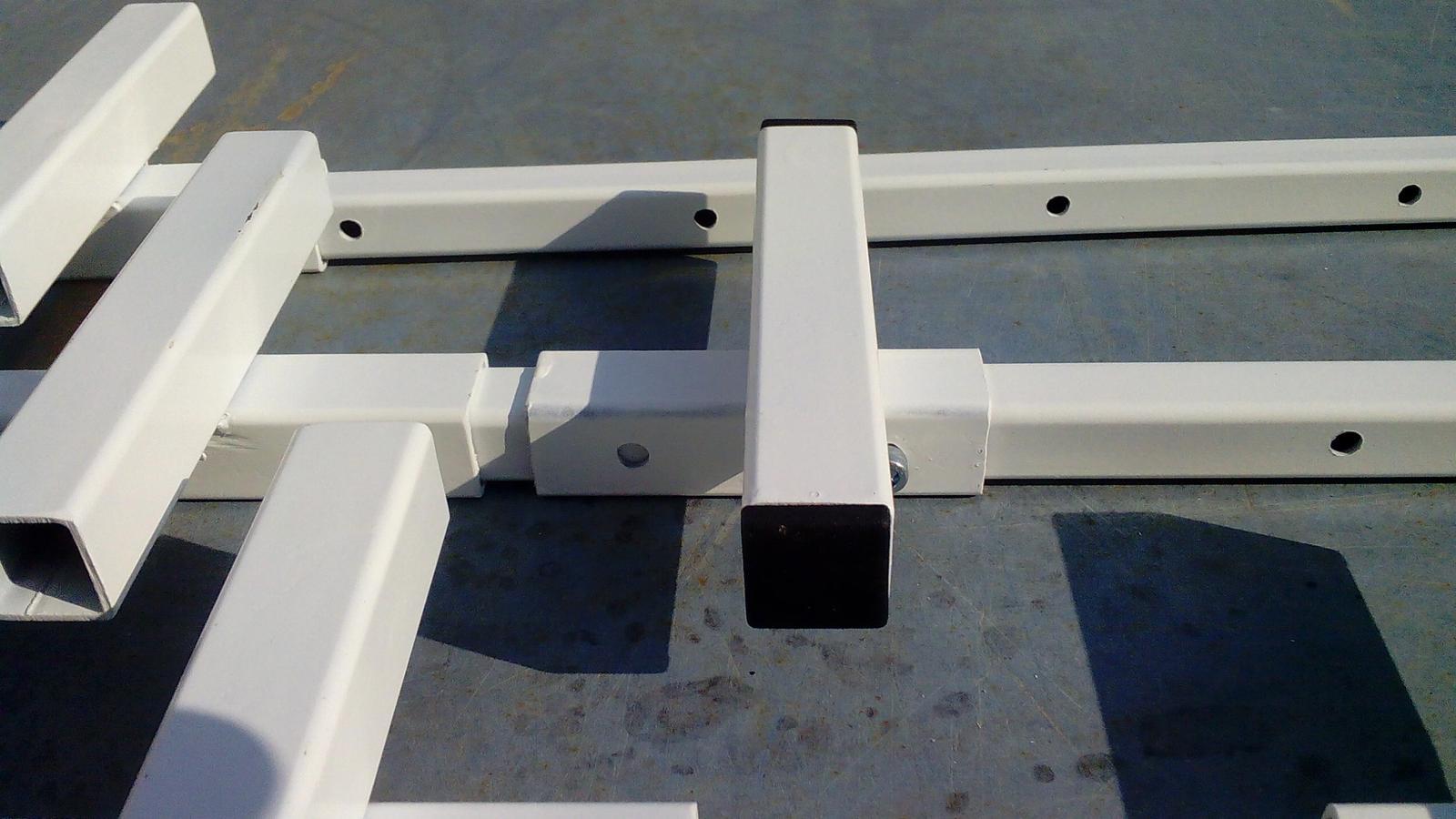 Dlhé stolárske svorky - Detail vyhotovenia