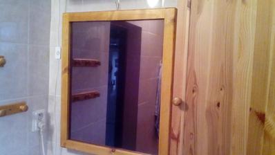 Konečne na svojom mieste v kúpeľni na stene