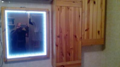 Zrkadlo v priestore