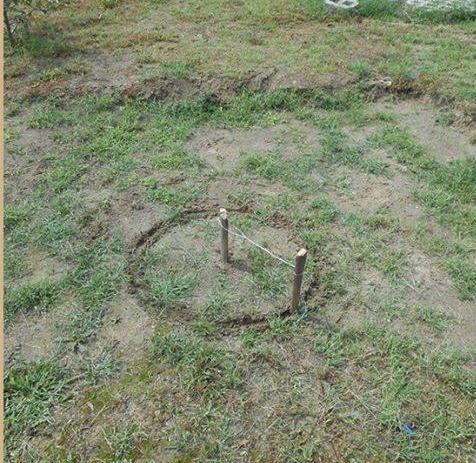 Záhradné ohnisko rýchlo a jednoducho - Obrázok č. 1