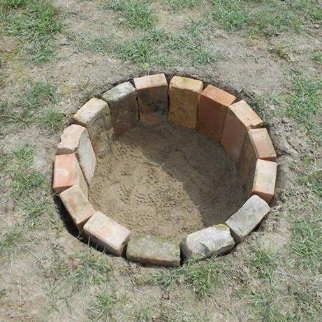 Záhradné ohnisko rýchlo a jednoducho - Obrázok č. 3