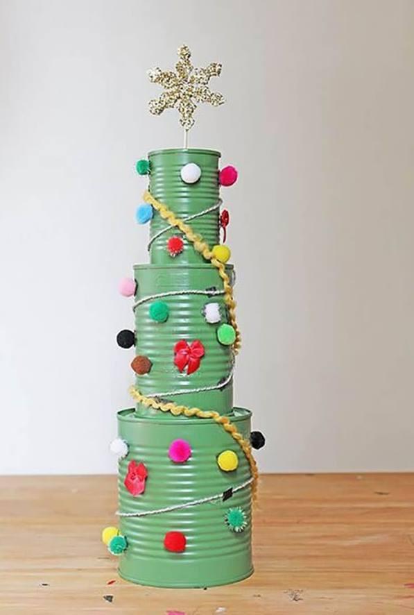 Vianočný stromček trochu inak - Obrázok č. 2