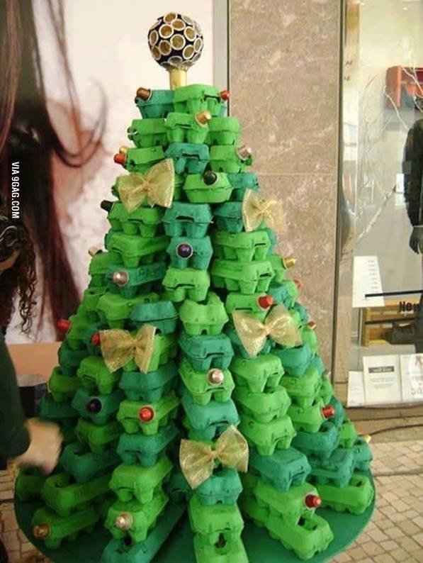 Vianočný stromček trochu inak - Obrázok č. 3