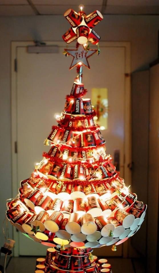Vianočný stromček trochu inak - Obrázok č. 4