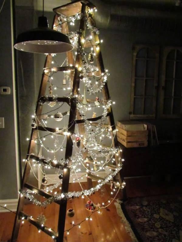 Vianočný stromček trochu inak - Obrázok č. 5