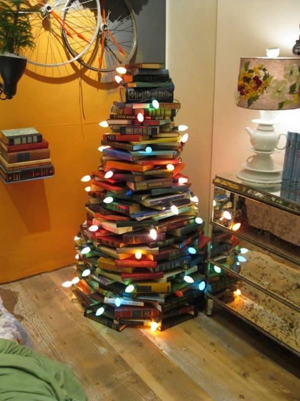 Vianočný stromček trochu inak - Obrázok č. 6