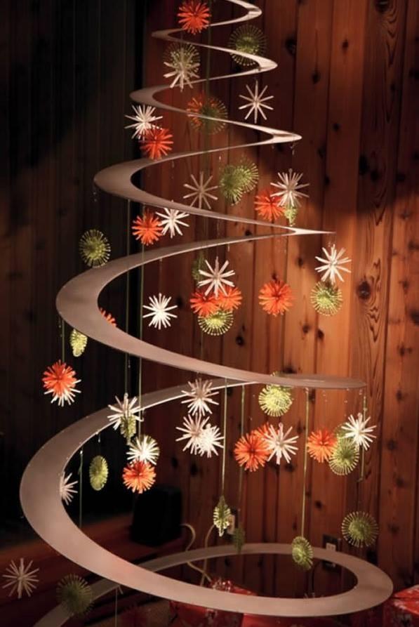 Vianočný stromček trochu inak - Obrázok č. 7