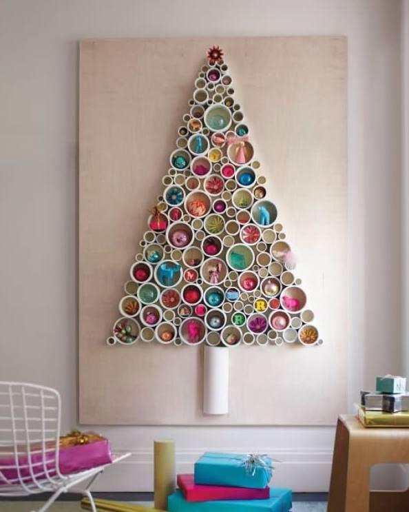 Vianočný stromček trochu inak - Obrázok č. 9