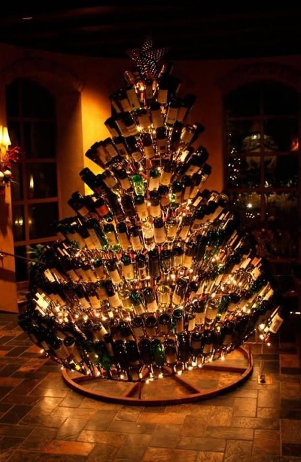 Vianočný stromček trochu inak - Obrázok č. 11