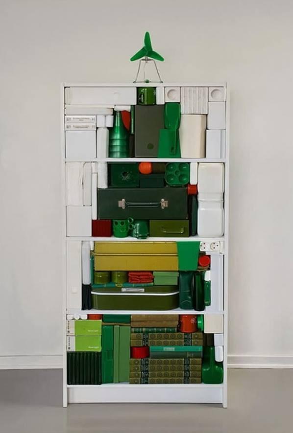 Vianočný stromček trochu inak - Obrázok č. 13