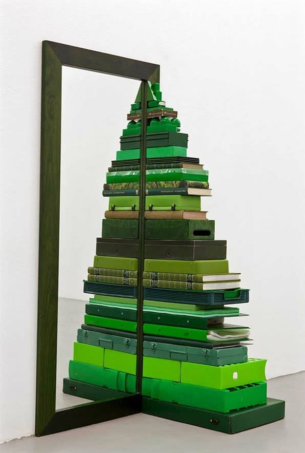 Vianočný stromček trochu inak - Obrázok č. 17