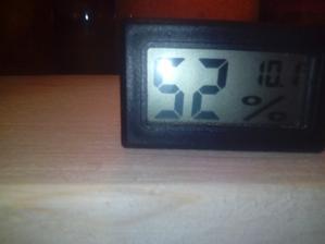 A v pivnici príjemných 10°C. :o)