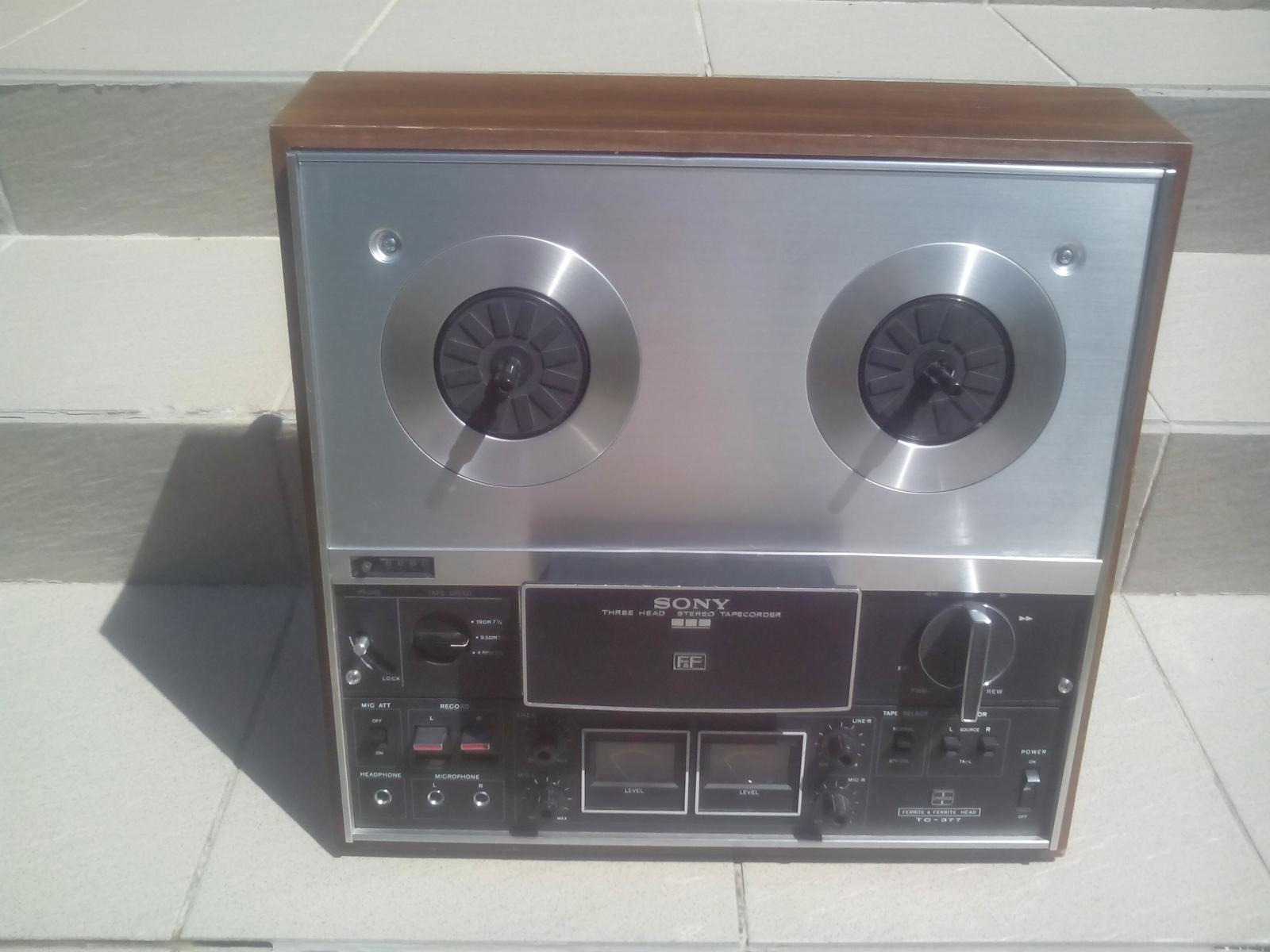 Sony TC 377 - Obrázok č. 1
