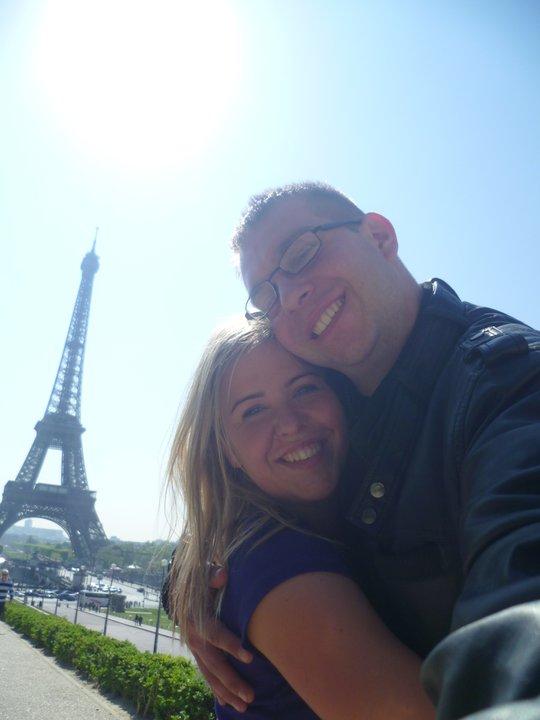 O COM SNIVAM :-) - Zasnuby v Parizi