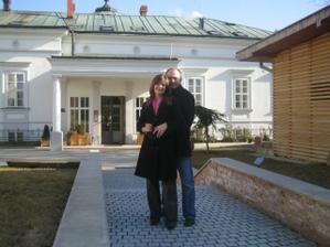 """Romantický """"snúbenecký"""" víkend v Beladiciach"""