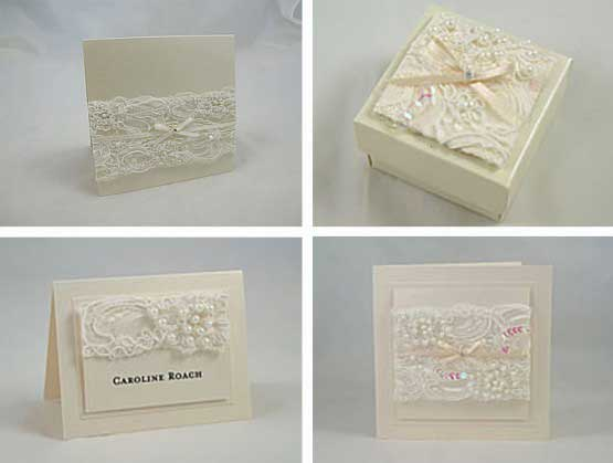 Lace Wedding Decorations & Details - Obrázok č. 7