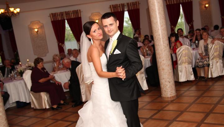 Lucia {{_AND_}}Erik - Náš prvý tanec ako manželia ;)