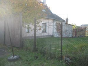 Prohlídka pozemku před koupí 10/2010