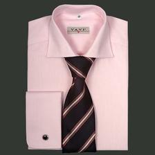 .....nebo růžová košile, ale určitě něco do růžova
