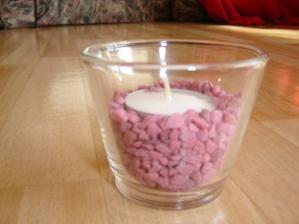zkouška svíčky