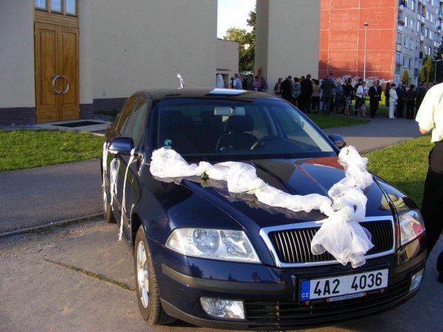 Andrea{{_AND_}}Martin - svadobne auto