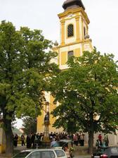 Kostolik v Záhorskej Bystrici