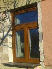 okná namontované