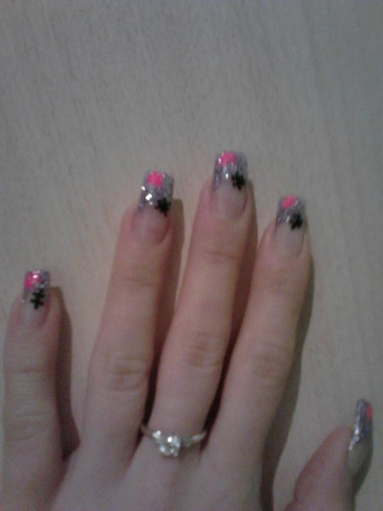 Vraj sa raz veznemem :) - prstienok od mojej lasky :)