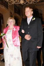 Manzel s maminkou