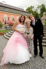 S babickou