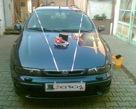 zkouška jak bude autí vypadat