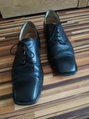 Kožené topánky, 44
