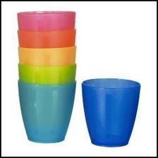 Hrníčky na pití - plastové IKEA