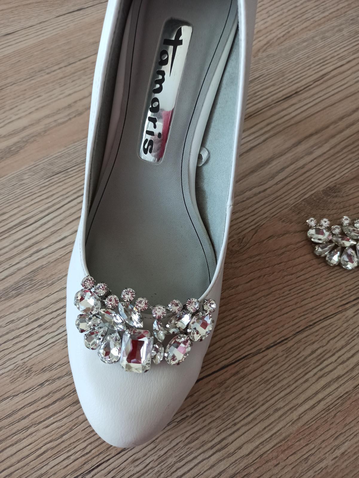 Spony na topánky - Obrázok č. 1
