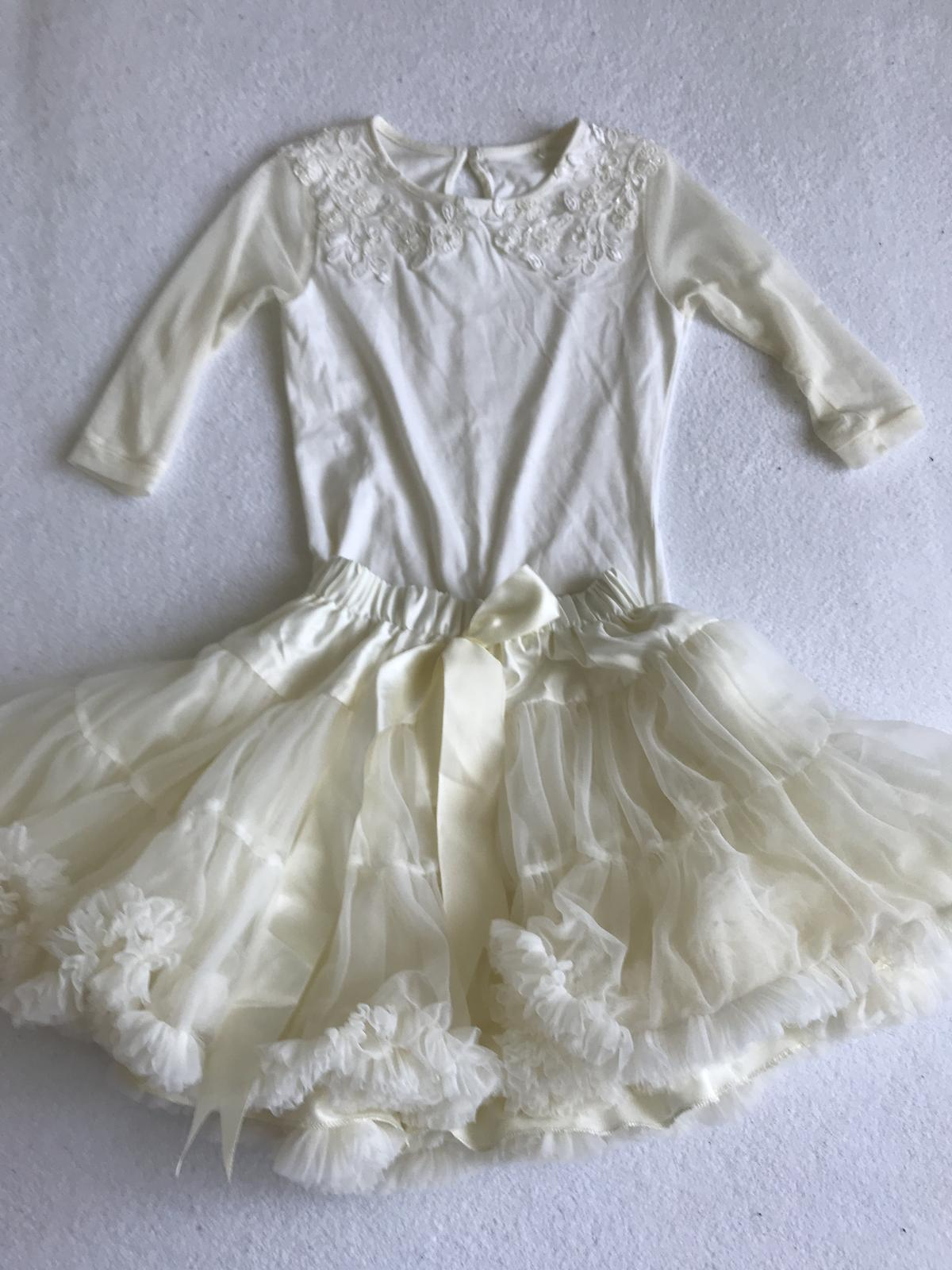 Tutu sukně + top - Obrázek č. 1