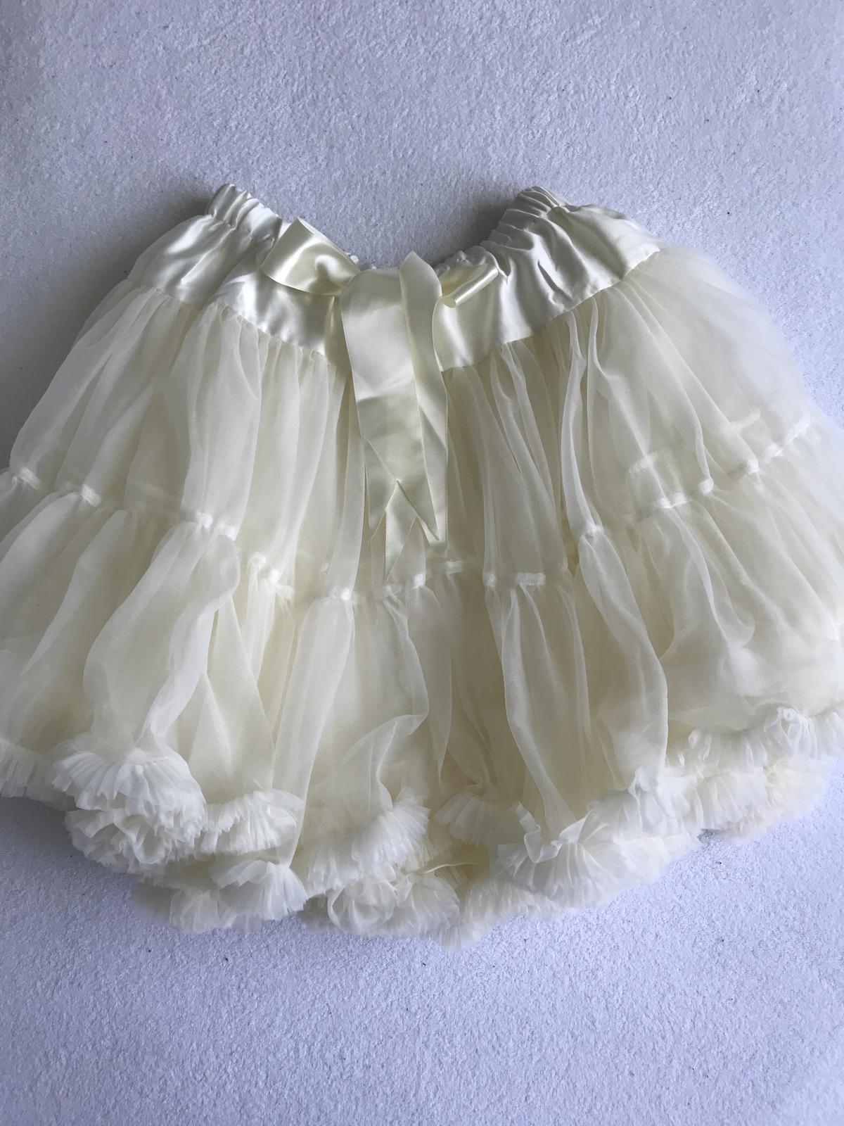 Tutu sukně - Obrázek č. 1