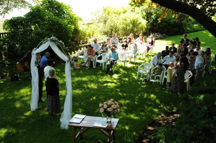 Záhradná svadba - Obrázok č. 2