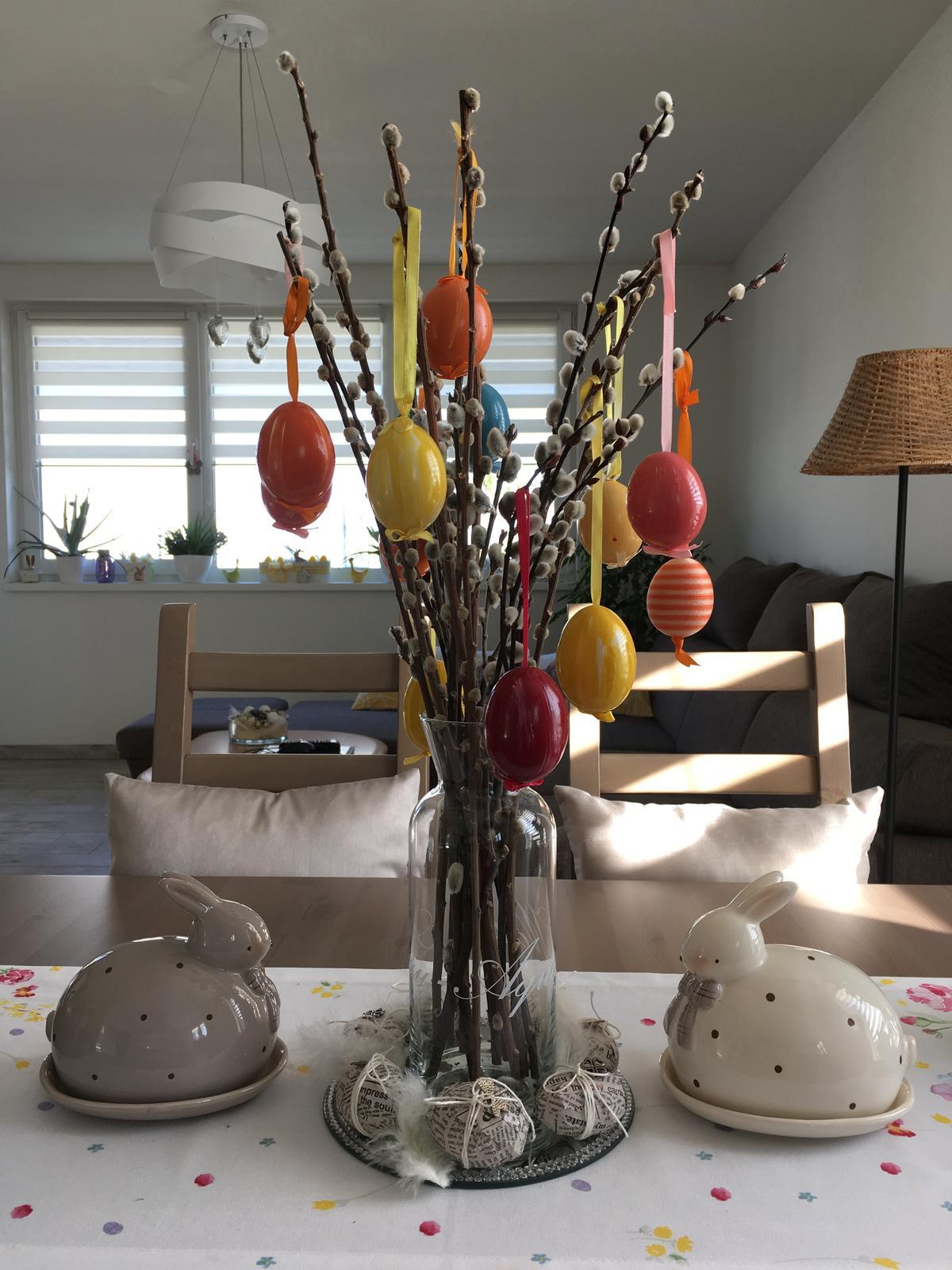 Detaily nášho interiéru  a  exteriéru - Krásne veľkonočné sviatky všetkým!