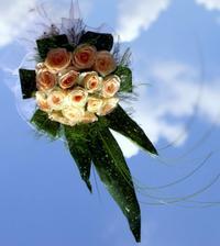 svadobná kytica bude s menšou úpravou