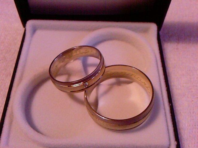 Náš svadobný deň... - naše :-)