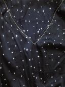 šaty s hviezdičkamy , S